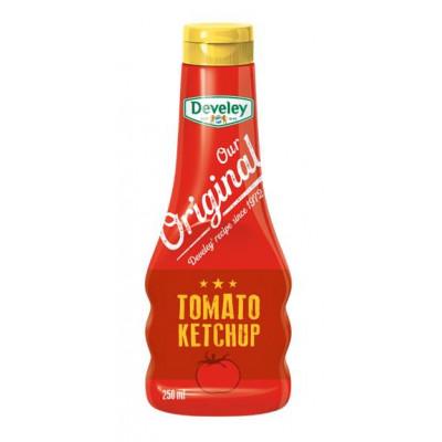 Ketchup reteta originala, Develey, 250ml