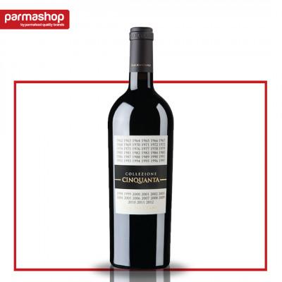Vin Rosu Collezione Cinquanta Vino Rosso D'Italia, San Marzano, 0,75 L