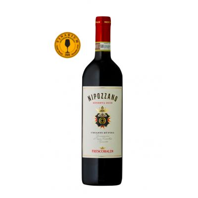 Vin Rosu Nipozzano Riserva, Frescobaldi, Chianti Rufina DOCG, 0,75 L