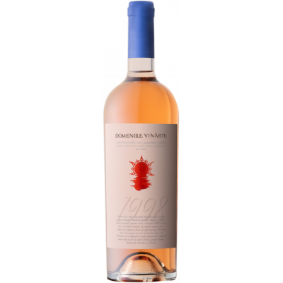 Vin Rose Domeniile Vinarte Cabernet Sauvignon & Pinot Noir, Vinarte, 0,75L