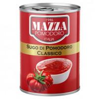 Sos de rosii clasic, Mazza, 400g