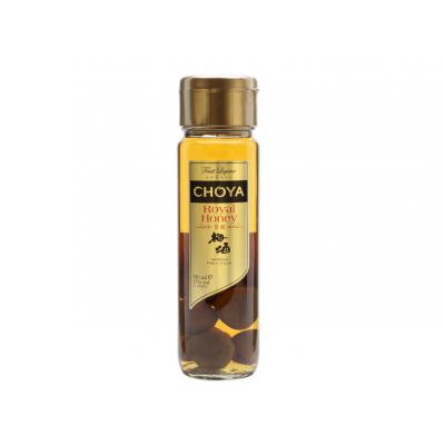 Bautura alcoolica Royal Honey, Choya, 0,7L (17% alcool)