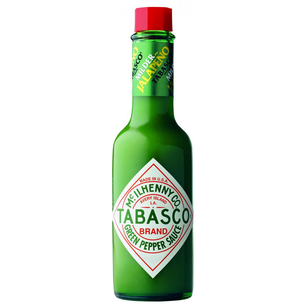 Condiment de ardei verde, Tabasco, 60ml