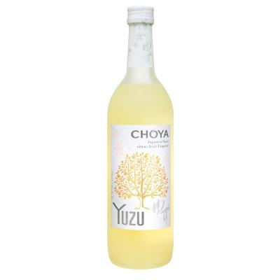 Bautura alcoolica Lichior Yuzu 0,7L, Choya (15% alcool)