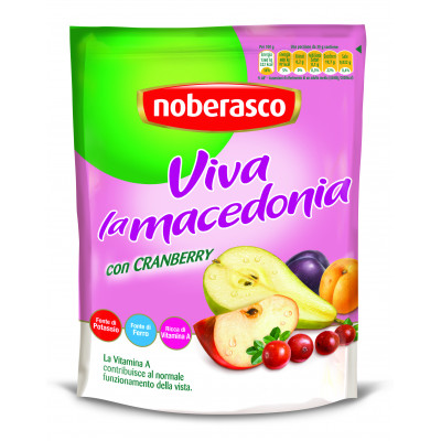 Mix Fructe Macedonia, Noberasco, 200g