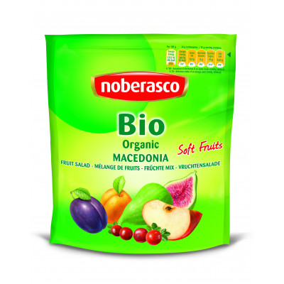 Mix Fructe Macedonia Eco, Noberasco, 200g