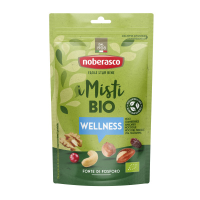 Mix Fructe Wellness Eco, Noberasco, 130g