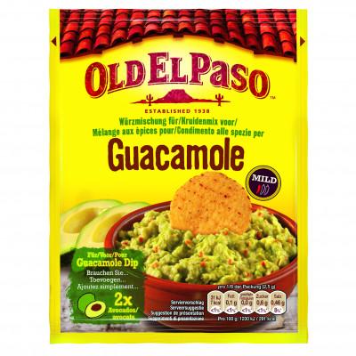 Mix Condimente Guacamole, Old El Paso, 20g