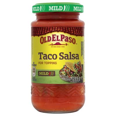 Sos Taco, Old El Paso, 235g