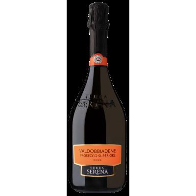 Vin Spumant Valdobbiadene Prosecco Superiore Extra Dry, Terra Serena, DOCG 0,75 L