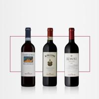 Pachet All Red vin Frescobaldi