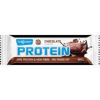 Baton proteic cu Ciocolata - Fara Gluten, Maxsport, 60g