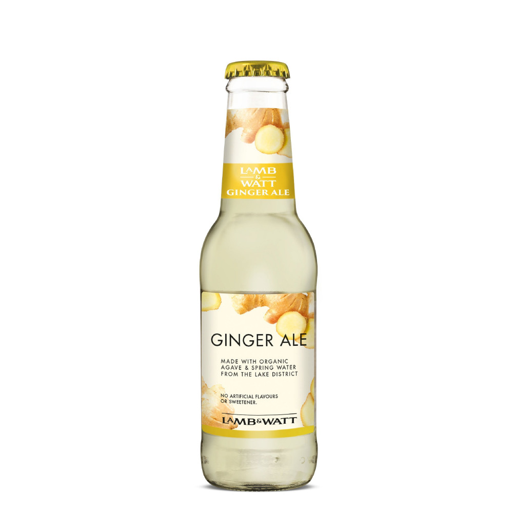 Ginger Ale, Lamb & Watt, 200ml
