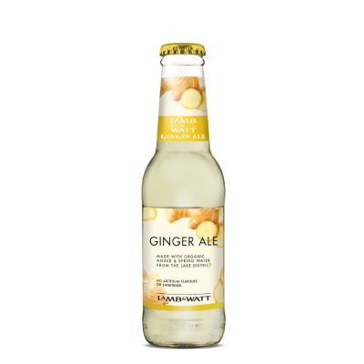 Ginger Ale, Lamb & Watt, 200ml