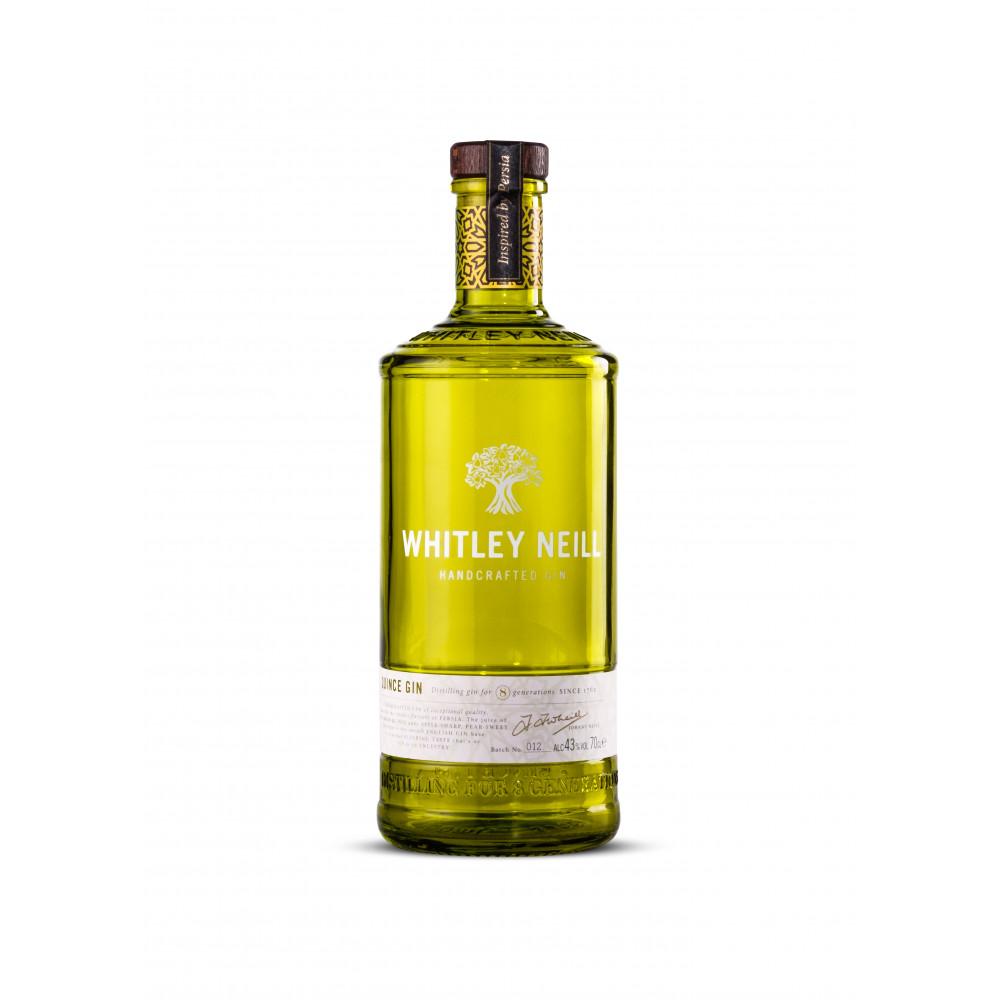 Gin cu Gutuie, Whitley Neill, 0,7L