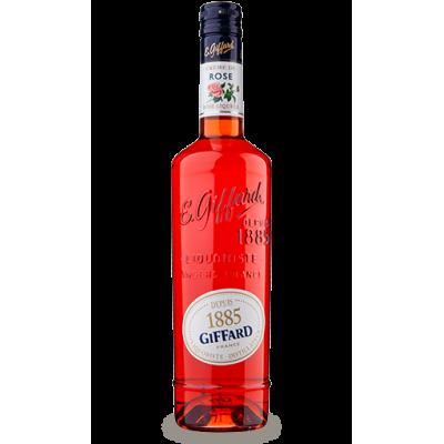 Lichior de Crema de Trandafir, Giffard, 0,7L