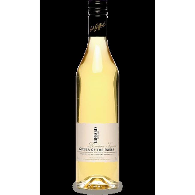 Lichior de Ghimbir Indian, Giffard 35% alc., 0,7L