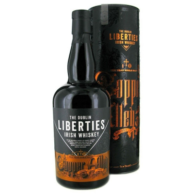 Whiskey Cooper Alley, Qnt Liberties, 46% alc., 0,7L