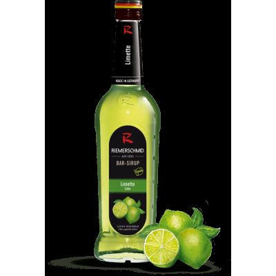 Sirop Lime, Riemerschmid, 0,7L