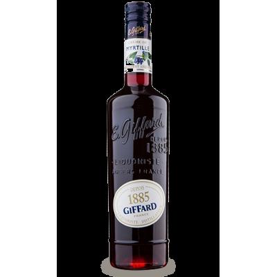 Lichior Crema Coacaze Negre, Giffard, 16% alc., 0,7L