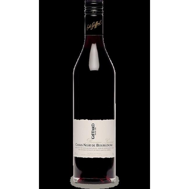 Lichior Cassis Noir De Bourgogne, Giffard, 20% alc., 0,7L