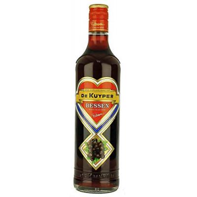 Lichior Bessenjenever, De Kuyper, 20% alc., 0,7L
