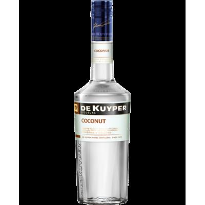 Lichior Crema Cocos, De Kuyper, 20% alc., 0,7L