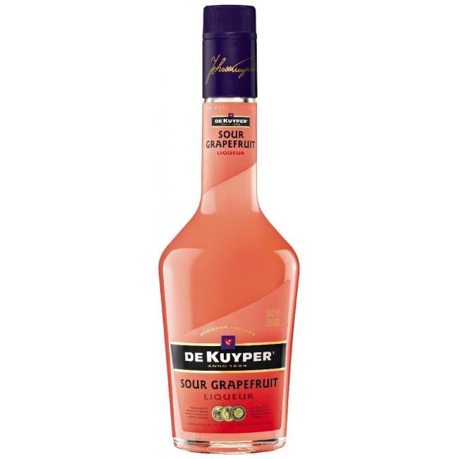 Lichior Grapefruit, De Kuyper, 15% alc., 0,7L