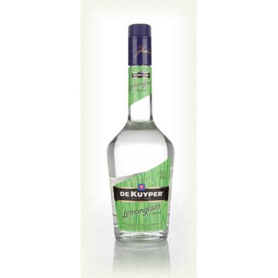 Lichior Lemongrass, De Kuyper, 24% alc., 0,7L