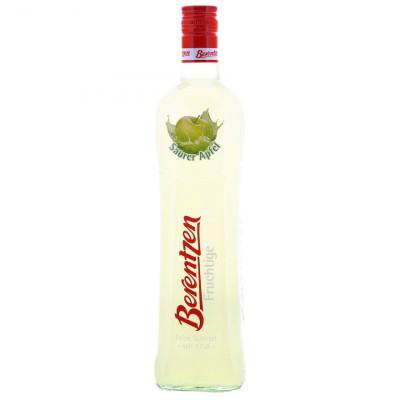 Lichior Sour Apple, Berentzen, 16% alc., 0,7L