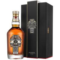 Whisky 25 years Giftbox, Chivas Regal, 40% alc., 0,7L