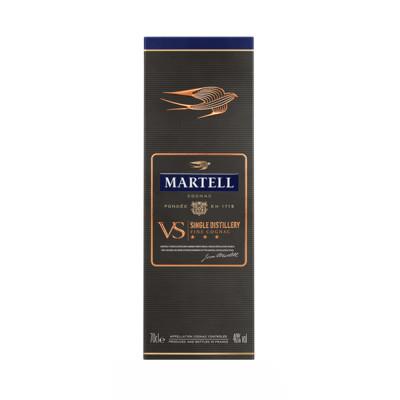 Coniac VS Cutie, Martell, 40% alc., 0,7L