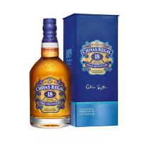 Whisky 18 years Giftbox, Chivas Regal, 40% alc., 0,7L