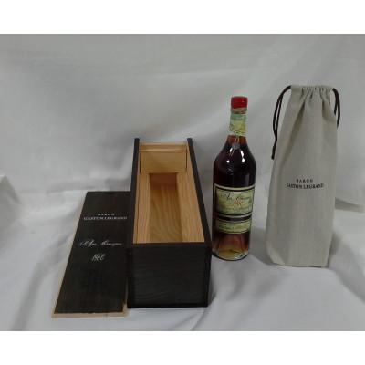 Bas Armagnac G. Legrand 1960, Lheraud, 40% alc., 0,7L