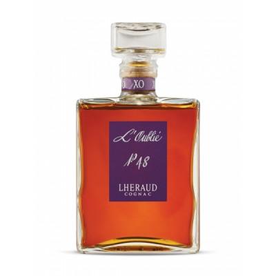 Cognac L'oublie, Lheraud, 40% alc., 0,7L