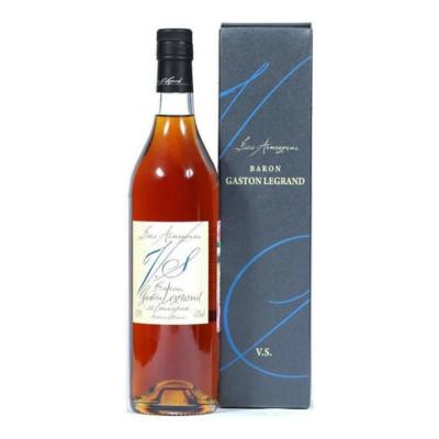Bas Armagnac G. Legrand VS, Lheraud, 40% alc., 0,7L