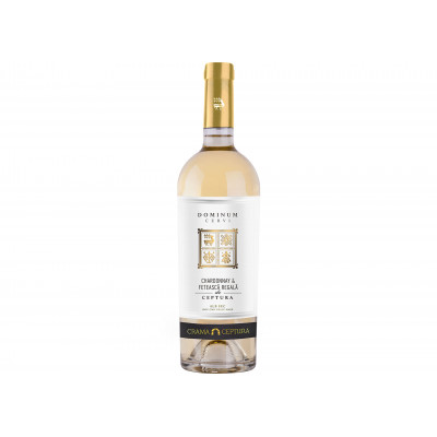 Vin Chardonnay & Feteasca Regala, Dominum, 0.75L