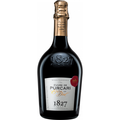 Vin Spumant Alb Extrabrut, Purcari, 0.75L