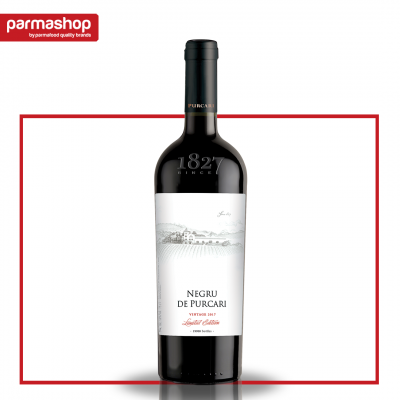 Vin Negru De Purcari Vintage Sec, Purcari 1827, 0.75L