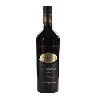 Vin Cabernet Sauvignon Sec, Magnus Monte, 0.75L