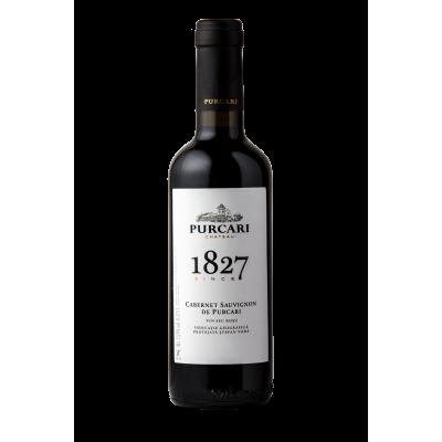 Vin Cabernet Sauvignon Sec, Purcari 1827, 0.375L