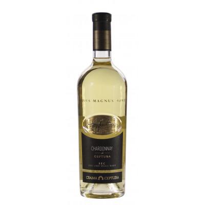 Vin Chardonnay Sec, Magnus Monte, 0.75L