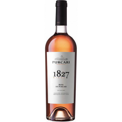 Vin Rose Sec, Purcari 1827, 0.75L