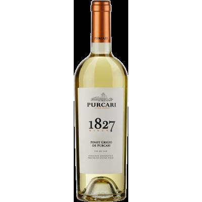 Vin Pinot Gris Sec, Purcari 1827, 0.75L
