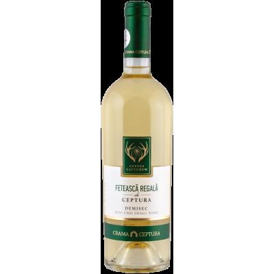 Vin Feteasca Regala Demisec, Cervus Cepturum, 0.75L