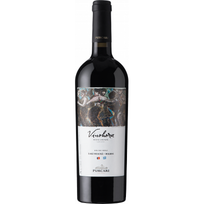 Vin Rara Neagra/Malbec Sec, Vinohora, 0.75L