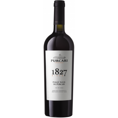 Vin Pinot Noir Sec, Purcari 1827, 0.75L