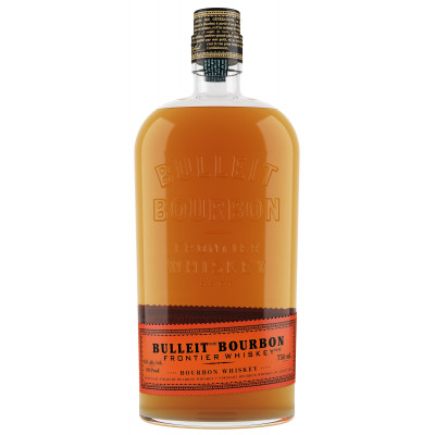 Whiskey American Bourbon, Bulleit, 45% alc, 0,7L