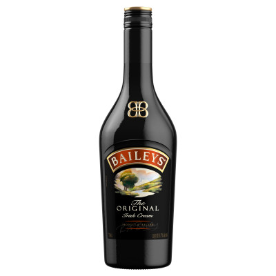 Crema de Whiskey, Bailey's, 17% alc, 0,75L