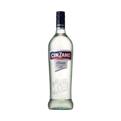 Bautura alcoolica Vermut, Cinzano Bianco, 14.4% alc., 1L